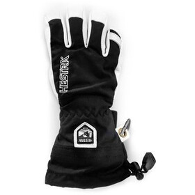 Hestra Army Leather Heli Ski Jr Glove Svart (100)